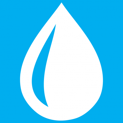 Water Damage Icon Droplet