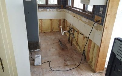 Repairs After Water Damage